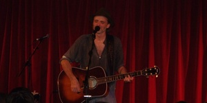 Live Music Review - Fran Healy @ Bush Hall