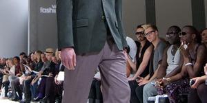 London Fashion Week S/S11: D-Gnak & Orschel-Read