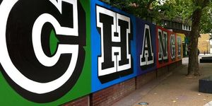 London Street Art Guide: 3. Eine