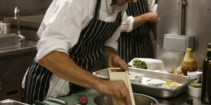 Preview: Live Chef Demonstrations In Covent Garden