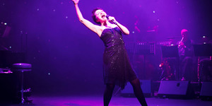 Music Review: Caroline O'Connor - The Showgirl Within @ Garrick Theatre