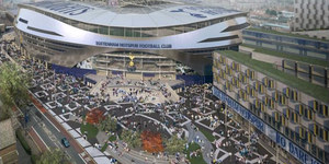Tottenham's New Stadium Approved By Council