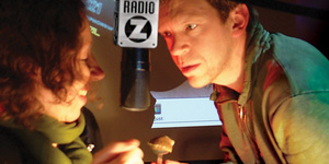 Last Minute Listing: Tuning Out With Radio Z @ ArtsDepot