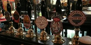 London Beer Quest: The Harp