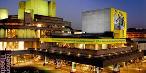 Londoners' Faces To Be Projected Onto National Theatre