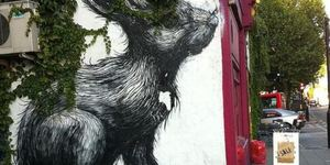Splitting Hares: ROA's Giant Rabbit Faces Chop