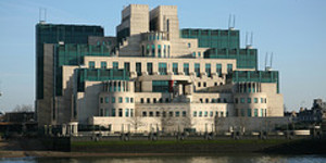 """Controlled Explosion"" Near MI6 Building"