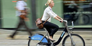 Cycle Hire Rolled Out To Casual Users In December