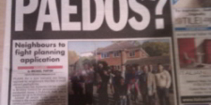 Local Bromley Paper Worried About PAEDOS