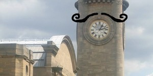 Tache Up London For Movember