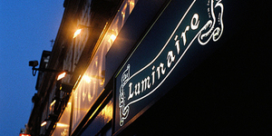 The Luminaire To Close