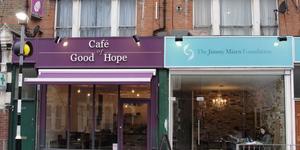 Jimmy Mizen Foundation Opens Community Centre And Cafe