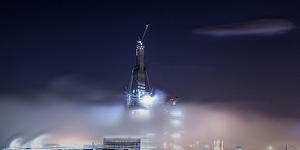 Photo of the Day: Shard Fog