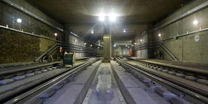A Tour Of The East London Line Extension To Highbury