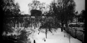 London Poetry: London Snow By Robert Bridges