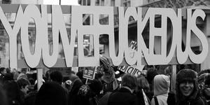 Weekend Protests: Student Fees And Tax Avoidance