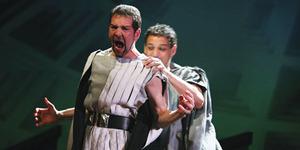 Theatre Review: RSC's Julius Caesar @ The Roundhouse