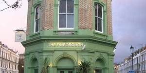 Fringe Benefits: Finborough Theatre