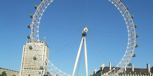 London Eye Gets New Name