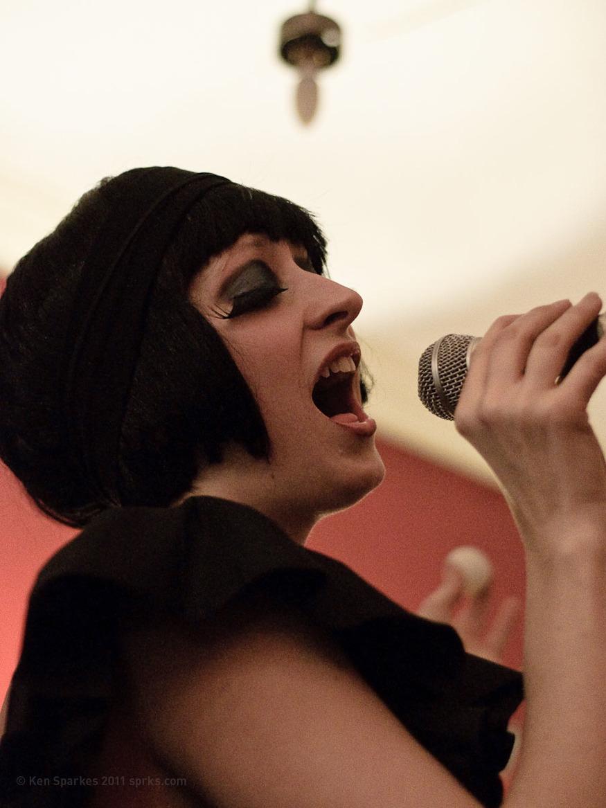 East End Cabaret's Bernadette Byrne