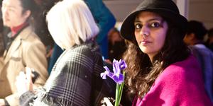 London Fashion Week A/W11: Ada Zanditon @ On/Off