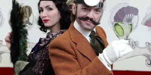 Hendrick's Refined Courtship Clinic @ Covent Garden