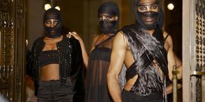London Fashion Week A/W11: Jacob Kimmie @ Vauxhall Fashion Scout