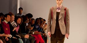 London Fashion Week A/W11: D.Gnak @ Vauxhall Fashion Scout