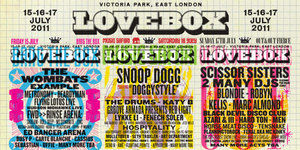 Snoop Dogg Headlines Lovebox 2011