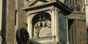 St Dunstan-In-The-West To Get New Bells