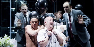 Opera Review: The Return of Ulysses @ Young Vic