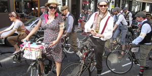 In Pictures: Tweed Run 2011