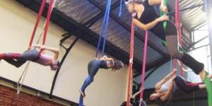 Alternative London Workouts #16: Aerial Fitness