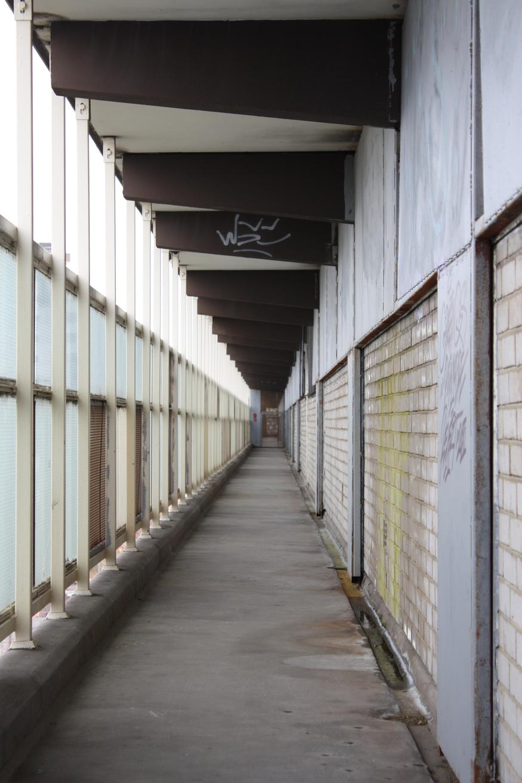 10th floor gangway of Claydon House