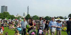 Preview: London Green Fair in Regent's Park, 4-5 June 2011