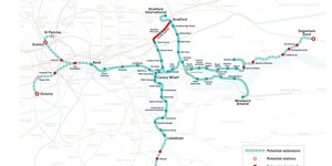 TfL Moots New DLR Routes, Including Victoria And St Pancras