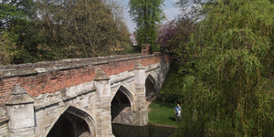London's Top 10 Moats: A Spotter's Guide
