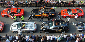 Time For The 13th Annual Gumball 3000 Rally