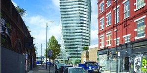 Shoreditch Locals Tear Down Proposed Tower
