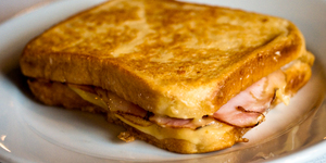 Sandwichist: Monte Cristo from Joe Allen, Covent Garden