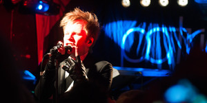 Review: Patrick Stump @ Water Rats