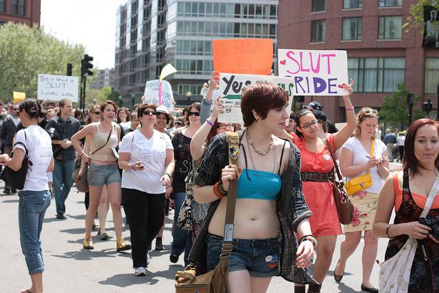Preview: London SlutWalk
