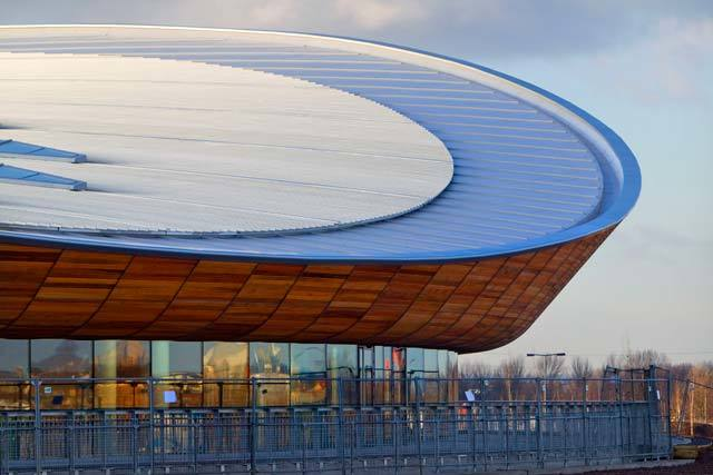 Olympic Velodrome on RIBA Stirling Prize Longlist