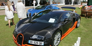 In Pictures: Salon Privé