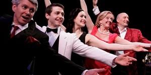 Theatre Review: Cowardy Custard @ Richmond Theatre