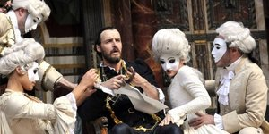 Theatre Review: Doctor Faustus @ Shakespeare's Globe