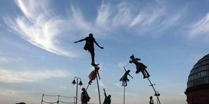 Greenwich Fair Revived For Greenwich And Docklands International Festival