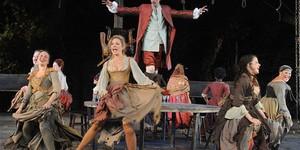 Review: Beggar's Opera @ Regent's Park Open Air Theatre