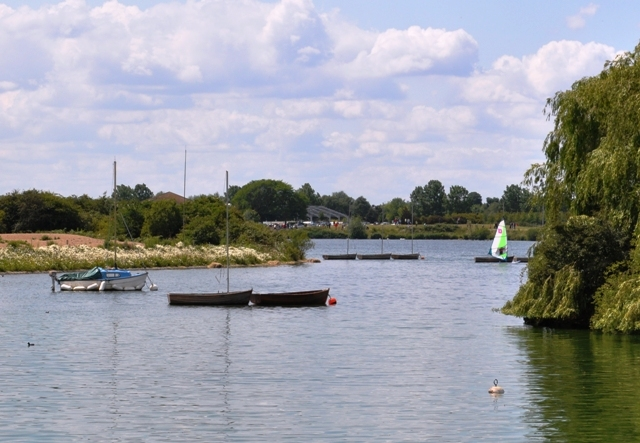 Fairlop Water Sailing Centre