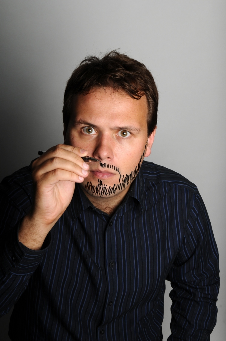 Comedy Interview: John Finnemore